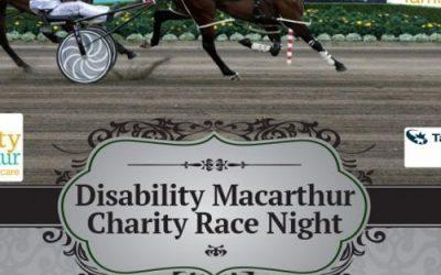 Disability Macarthur Charity Race Night