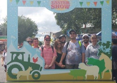 Peer Support_Easter Show 1