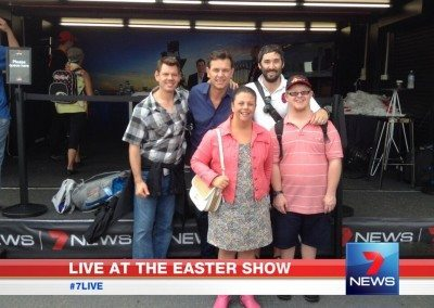 Peer Support_Easter Show 6