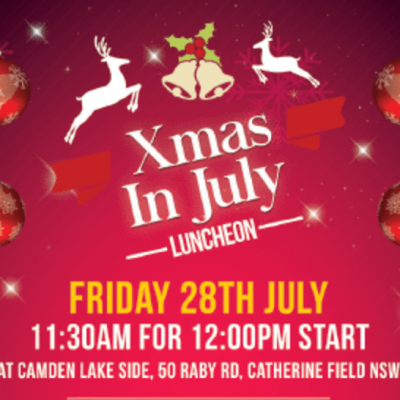 Disability Macarthur Christmas in July 2017
